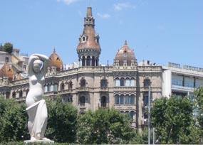 Barcelona Wohnen wohnen in barcelona auslandspraktikum auslandspraktika spanien